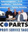 Impressionen von den COPARTS Profi Service Tagen 2018 in Göttingen. Teil 1.